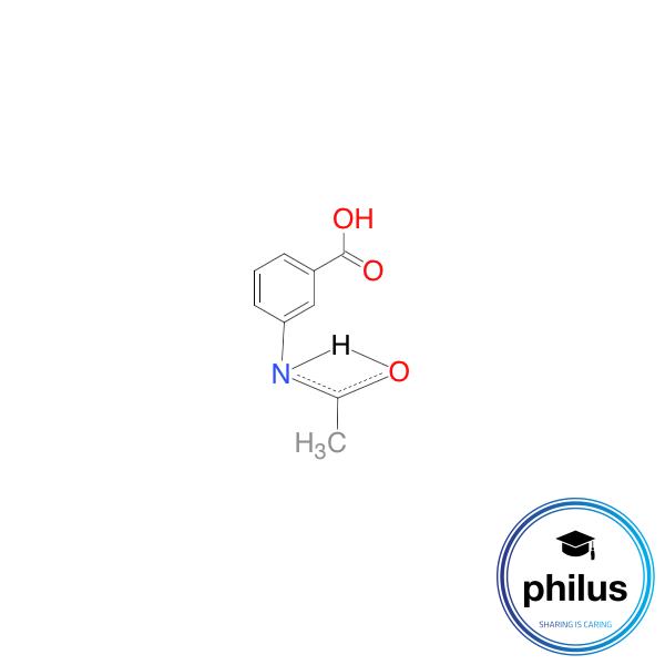 3-(Acetylamino)benzoesäure