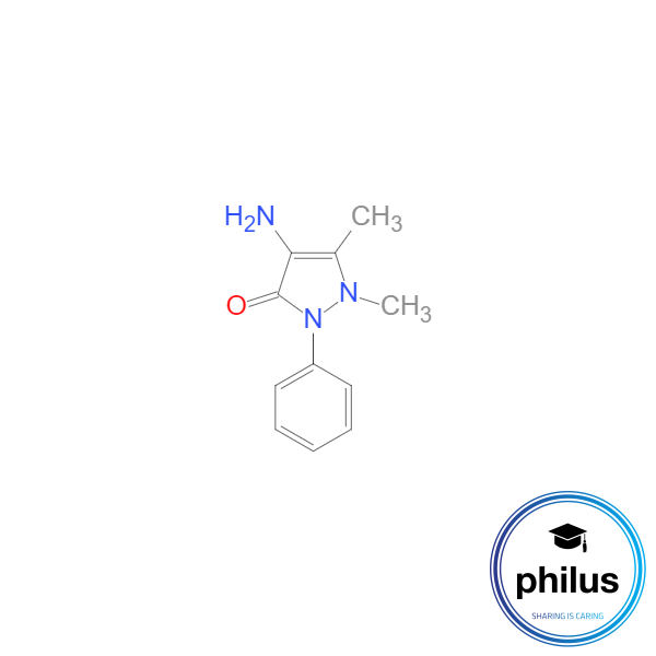 4-Aminophenazon, Emerson-Reagenz