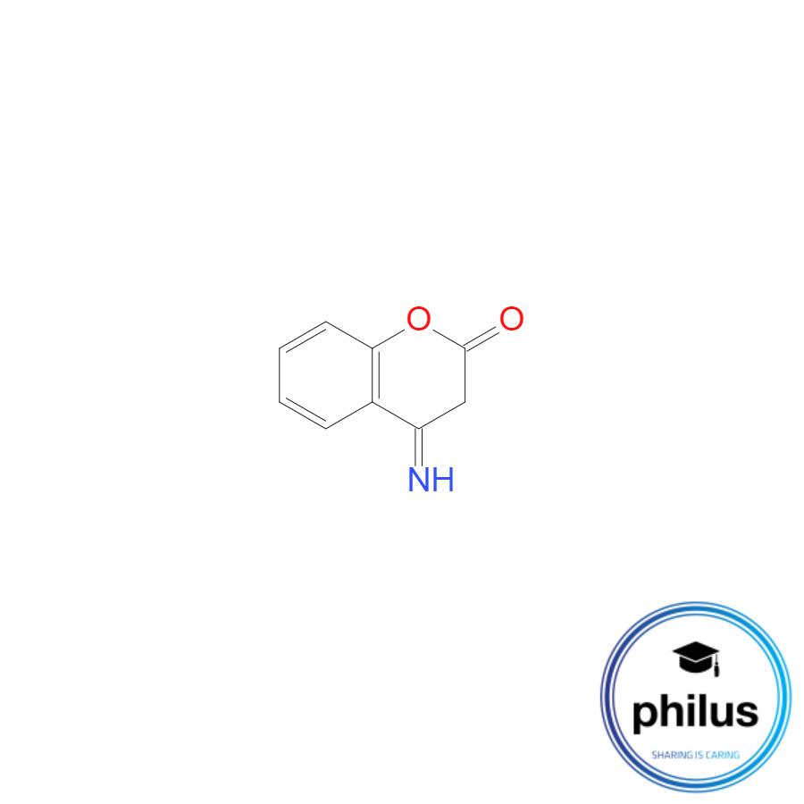 4-Iminochromoin-2-on
