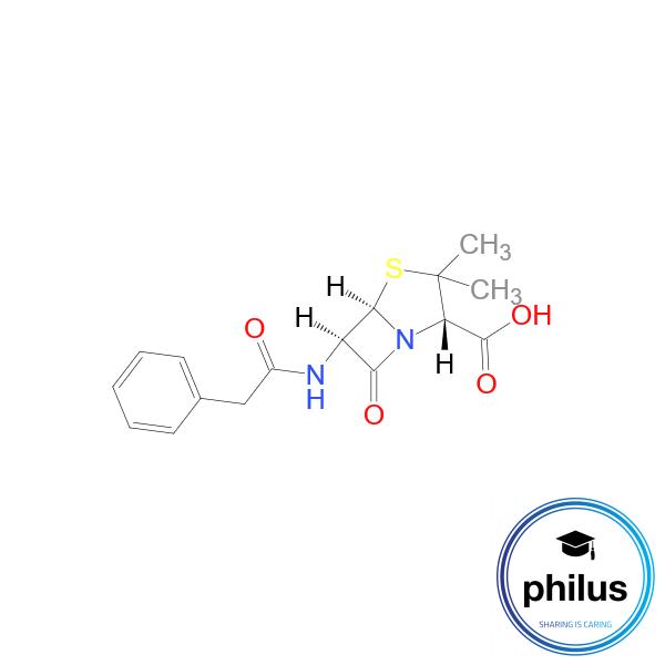Penicillin G,Benzylpenicillin
