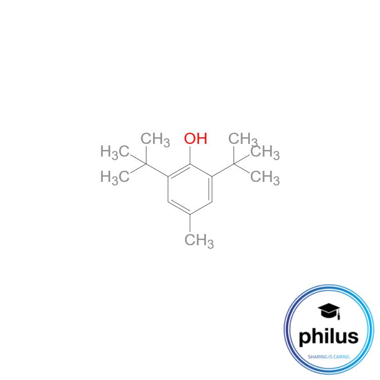 Butylhydroxytoluol