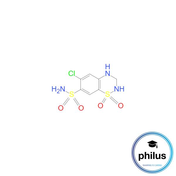 Hydrochlorothiazid