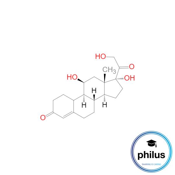 Hydrocortison, Cortisol