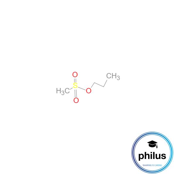 Methylsulfonsäurepropylester
